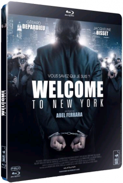 Welcome to New York - MULTi (Avec TRUEFRENCH) FULL BLURAY