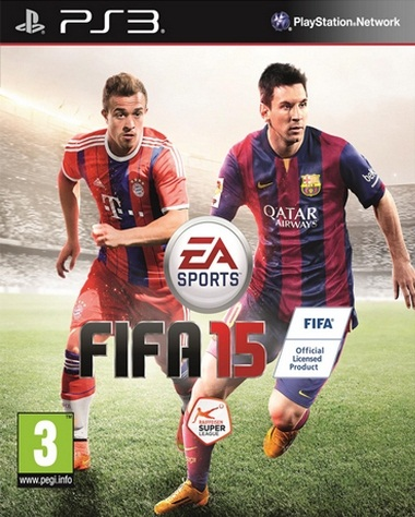 FIFA 15 - PlayStation 03