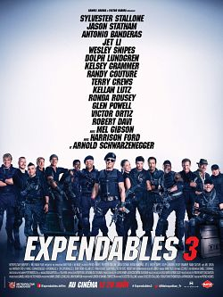 Expendables 3 - FRENCH DVDSCR LD