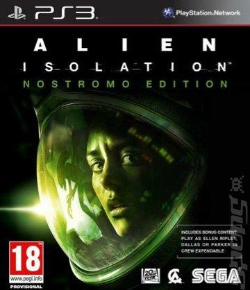 Alien : Isolation - PlayStation 03
