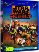 Star Wars Rebels : Prémices d'une rebellion - FRENCH DVDRiP