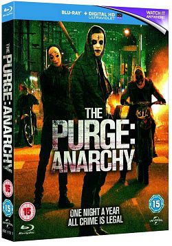 Affiche American Nightmare 2 : Anarchy
