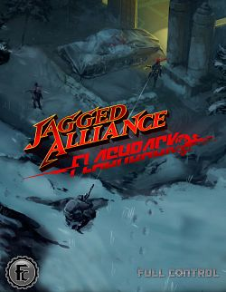 Jagged Alliance : Flashback - PC