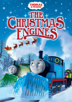 Thomas & Friends: The Christmas Engines - FRENCH DVDRiP