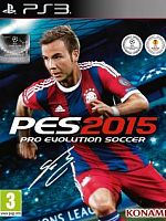 Pro Evolution Soccer 2015 - FRENCH PlayStation 03