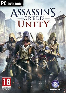 Assassin's Creed Unity - PC DVD