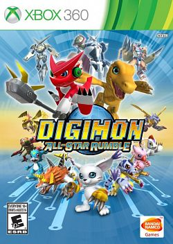 Digimon : All-Star Rumble - XBOX 360