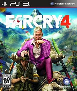 Far Cry 4 - PlayStation 03