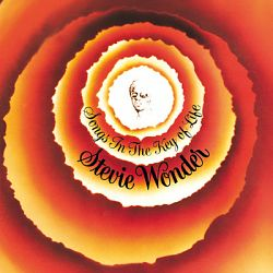 Stevie Wonder-Songs In the Key of Life