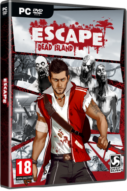 Escape Dead Island - PC DVD