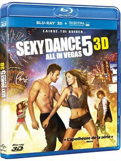 Affiche Sexy Dance 5 - All In Vegas