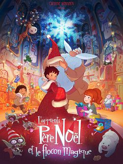 L'Apprenti Père Noël et le flocon magique - FRENCH DVDRip