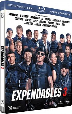 Expendables 3 - MULTi (Avec TRUEFRENCH) BluRay 1080p