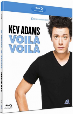 Kev Adams - Voilà voilà  - FRENCH BluRay 1080p