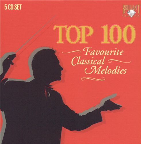 VA - Top 100 Favourite Classical Melodies - 5CD
