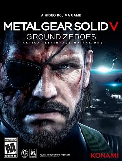 Metal Gear Solid V Ground Zeroes - PC