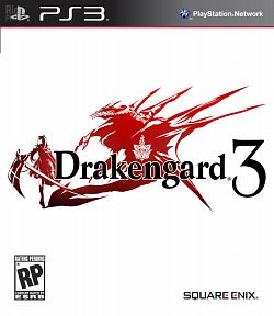 Drakengard 3 - PlayStation 03