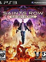 Saints Row Gat out of Hell - PlayStation 03