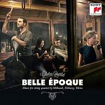 Galatea Quartet-Belle Epoque - French Works for String Quartet (2014)