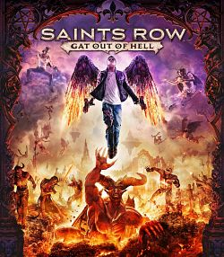 Saints Row Gat out of Hell - PC