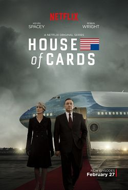 House of Cards (US) - Saison 03 VOSTFR