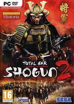 Shogun 2 : Total War - PC DVD