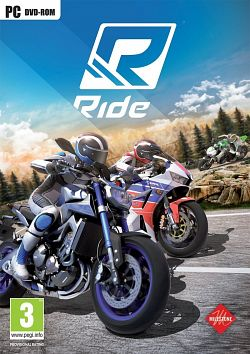 Ride - PC DVD