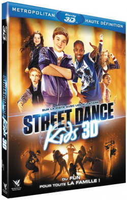 StreetDance Kids - MULTi (Avec TRUEFRENCH) BluRay 1080p 3D