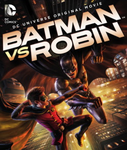 Affiche Batman Vs. Robin