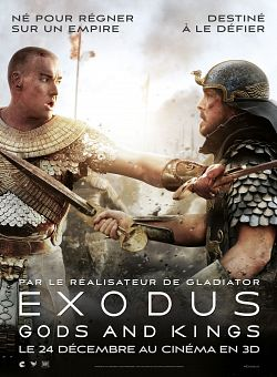 Affiche Exodus: Gods And Kings