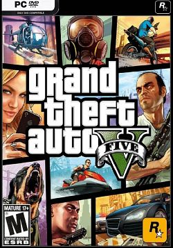 Grand Theft Auto V - PC CRACK