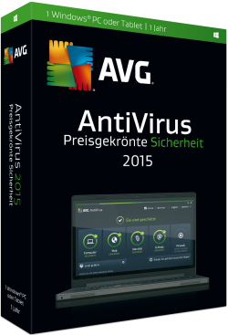 AVG Antivirus Pro 2015 15.0 Build 6037