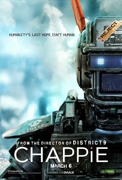 Chappie - FRENCH BDRip
