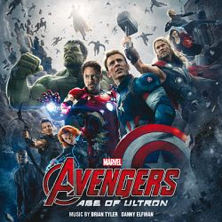Brian Tyler & Danny Elfman-Avengers: Age of Ultron (Original Motion Picture Soundtrack)