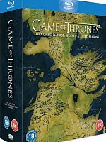 Game of Thrones - Saison 01 à 04 FRENCH 720p BluRay
