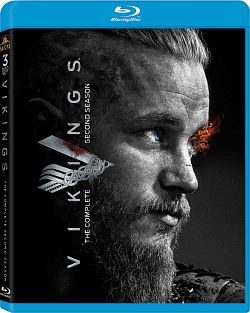 Vikings - Saison 02 Extended Version - MULTi Bluray 1080p