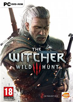 The Witcher 3: Wild Hunt - PC DVD