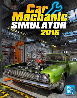 Car Mechanic Simulator 2015 - PC DVD