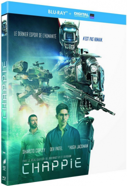 Chappie - FRENCH BluRay 720p