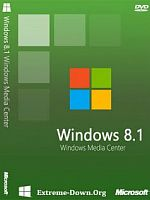 Microsoft Windows 8.1 Pro WMC (x86/x64) PreActivated Update Août 2015
