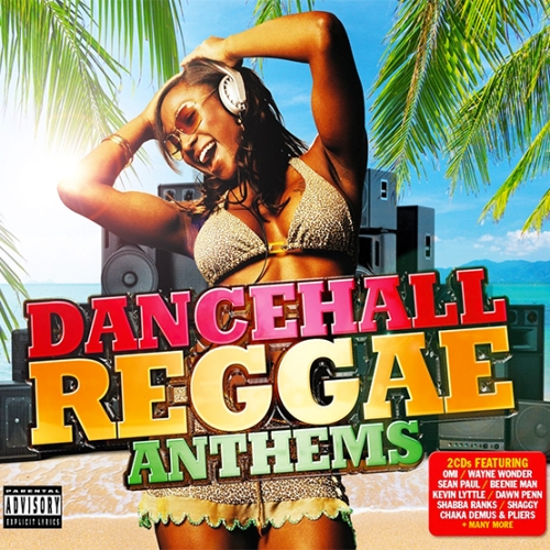 VA - Dancehall Reggae Anthems (2015)