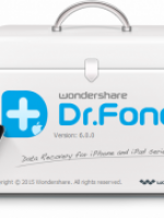 Wondershare Dr.Fone for iOS 6.2.1.7