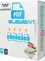 Wondershare PDFelement Professional v6.6.3.3344 + OCR v6.1.0.2326