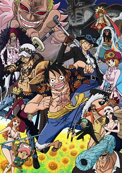 One Piece - Arc Dressrosa VOSTFR