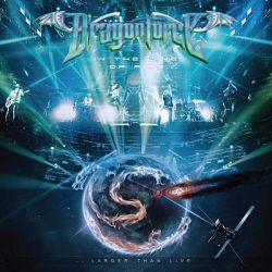 DragonForce-In the Line of Fire (Live)