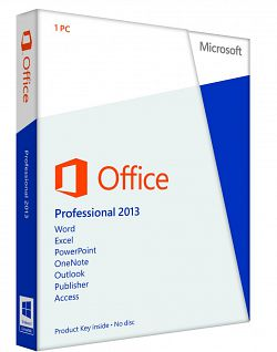 Microsoft Office Professional Plus 2013 SP1 Update Septembre 2015