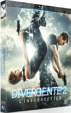 Divergente 2 : l'insurrection - FRENCH BluRay 720p