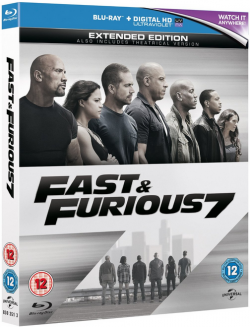 Fast & Furious 7 - MULTi (Avec TRUEFRENCH) BluRay 1080p
