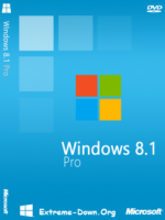 Windows 8.1 Professional VL Multilangues Mise à Jour Octobre 2015