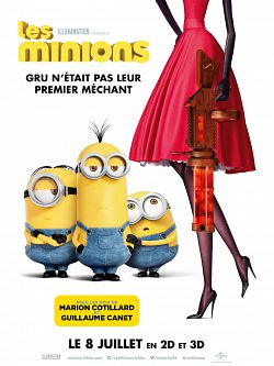 Les Minions - TRUEFRENCH TS MD